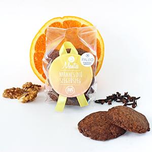 Narancs dió szegfűszeg apró
