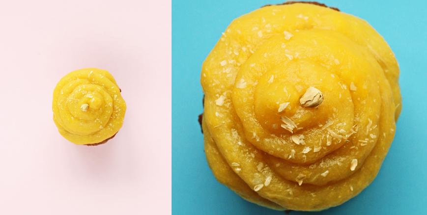 Mangós-fűszeres kókusztorta